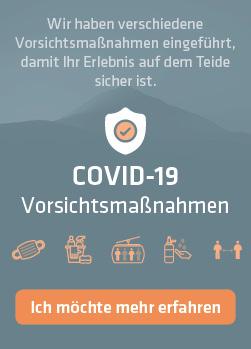 COVID-19 Vorsichtsmaßnahmen