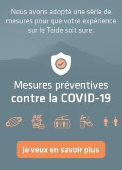Mesures préventives contre la COVID-19
