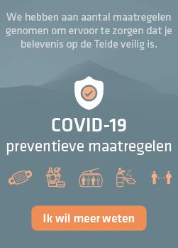 COVID-19 preventieve maatregelen