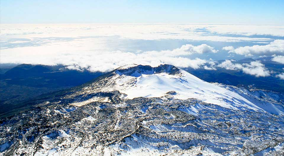 Teide Volcano In The Canary Islands Volcano Teide