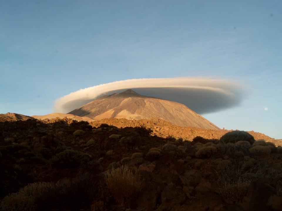 Parque Nacional Del Teide Nationalpark Teneriffa Volcano Teide