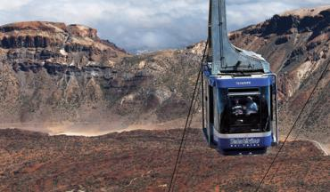 Activities and Excursions using Mount Teide Cable Car