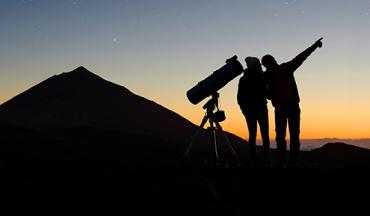 Tenerife stargazing excursions