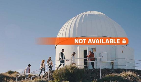 Astronomic Tour for groups
