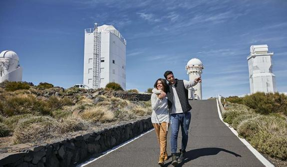Astronomic tour to Teide including a visit to the Observatory