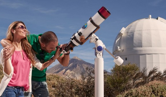 Guided daytime visit of the Teide Observatory for groups