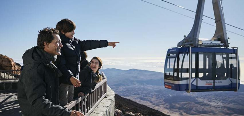 Mount Teide Cable Car Tickets Online