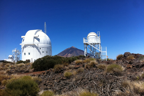 Canary Islands Institute of Astrophysics
