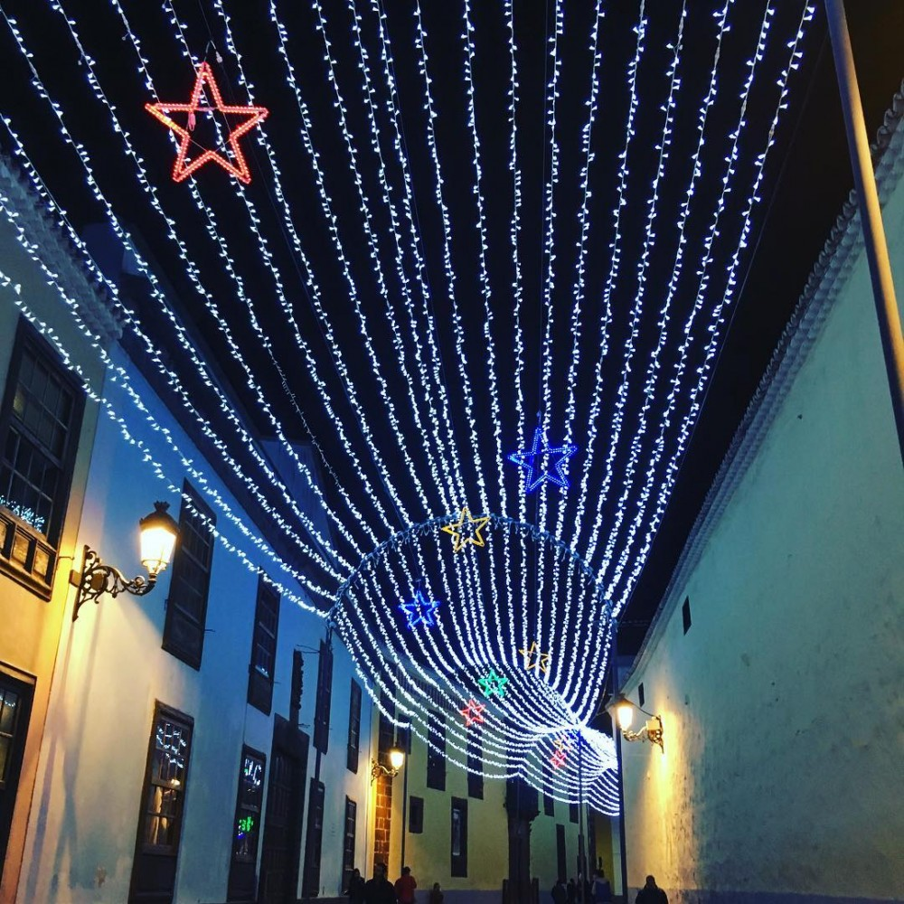 Christmas in Tenerife - historic centres
