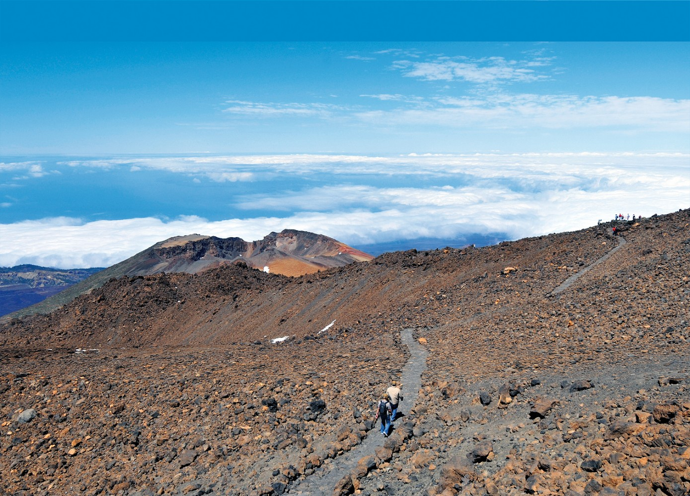 How to get up Mount Teide: Pico Viejo