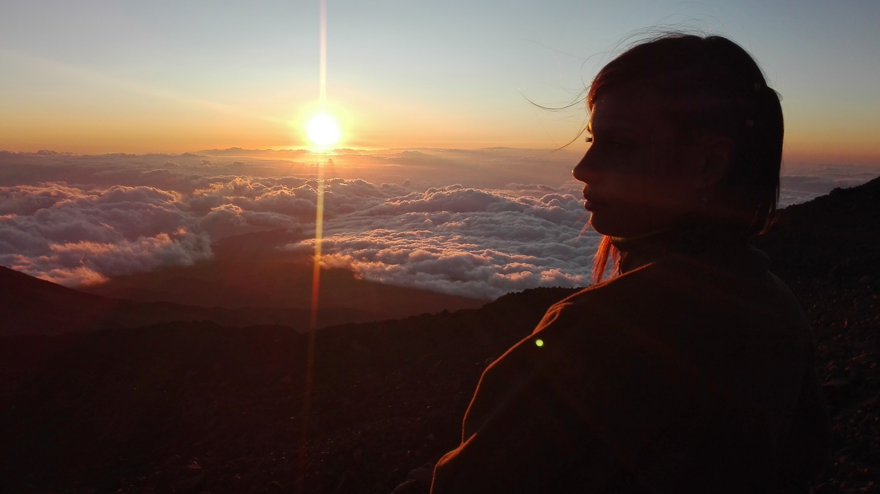 How to get up Mount Teide: sunset