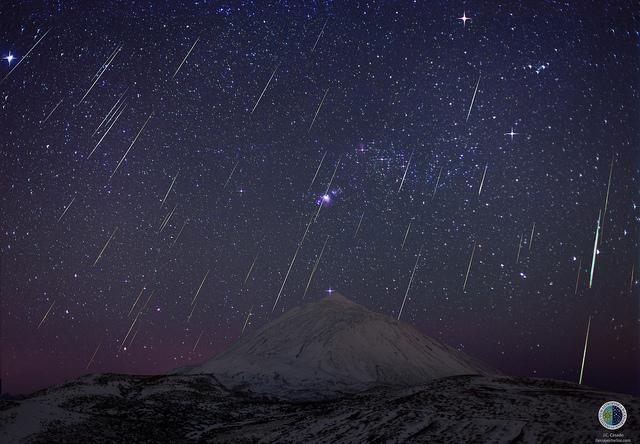 Jouir étoiles