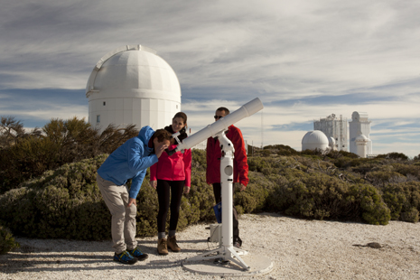 Visit the world's largest solar observatory