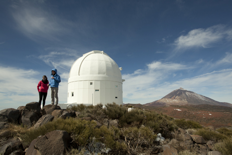 Information on the guided visit of the Izaña Observatory in Tenerife